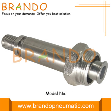 0543 0545 Solenoid Coil Stainless Steel Plunger Tube