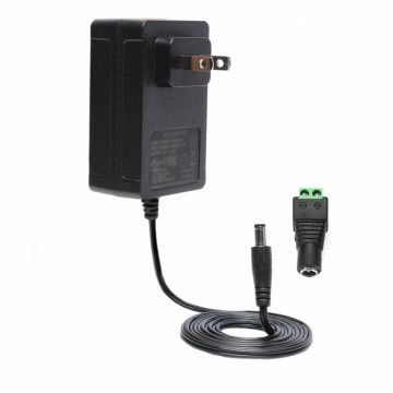 15V 1500mA Class 2 American Power Plug Adapter