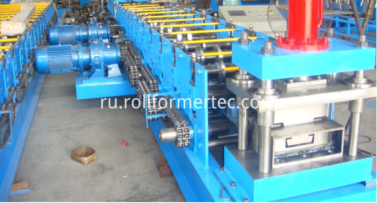 CZ purline machine