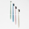 New Design Eco-Friendly Degradable Wheat Straw Toothbrush