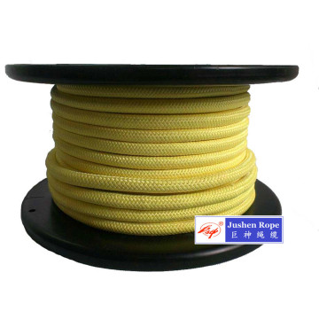 UHMWPE Braided Mooring Rope