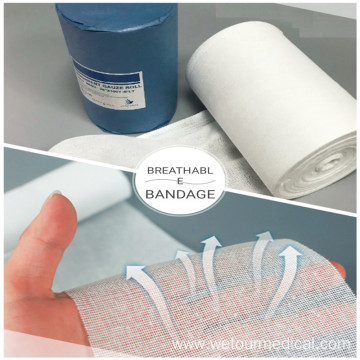 Wholesale Medical Surgical Breathable Hemostasis Bandage