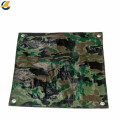 PE coated tarpaulin cover plastic sheet