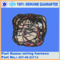 PC200-8 PC200-6 pc210-6 wiring harness 20Y-06-22713