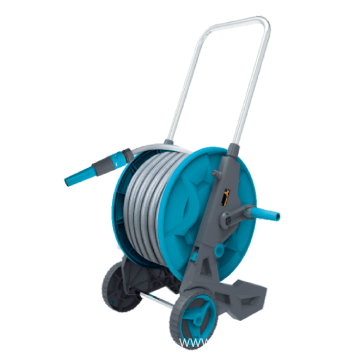 Garden Water Hose  Cart Aluminum Tube