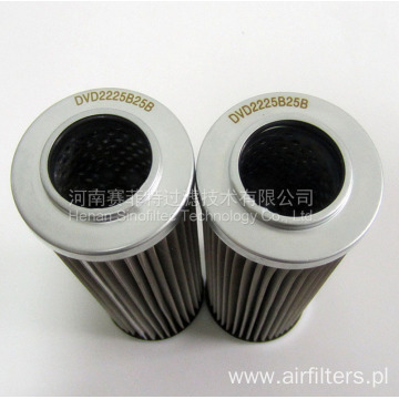 FST-RP-DVD2225B25B Hydraulic Oil Filter Element