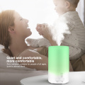 White Mini Aroma Diffuser And Oils & Humidifier