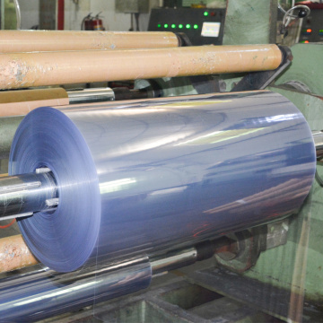 Transparent Hard PET  Roll Plastic Sheet Pvc