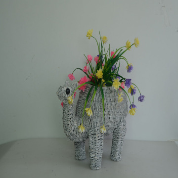 grey sea grass camel decoration