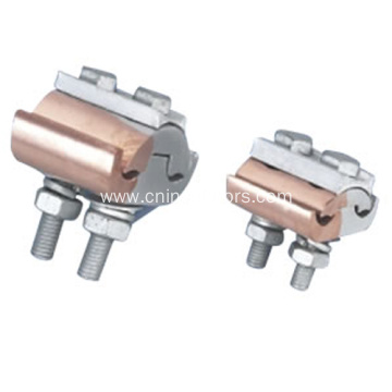 JBTL Type Bimetal Parallel Groove Clamps