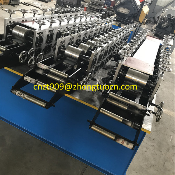 3 in 1 light keel beam roll forming machine 11