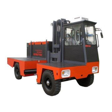 Shantui products 5 ton side loader forklift