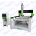 Newest design 4 axis cnc wood router center carving