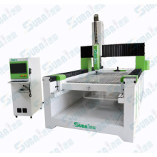 4 Axis  Sculpture CNC Router Mold Machine