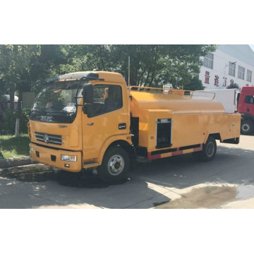 6000L Vacuum Tank Fecal Suction Truck