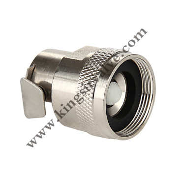Nickel plating quick connector