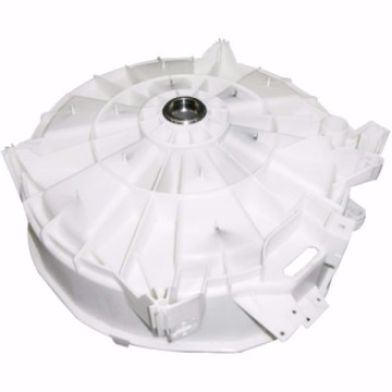Washing machine tub and cover plastic injection mould