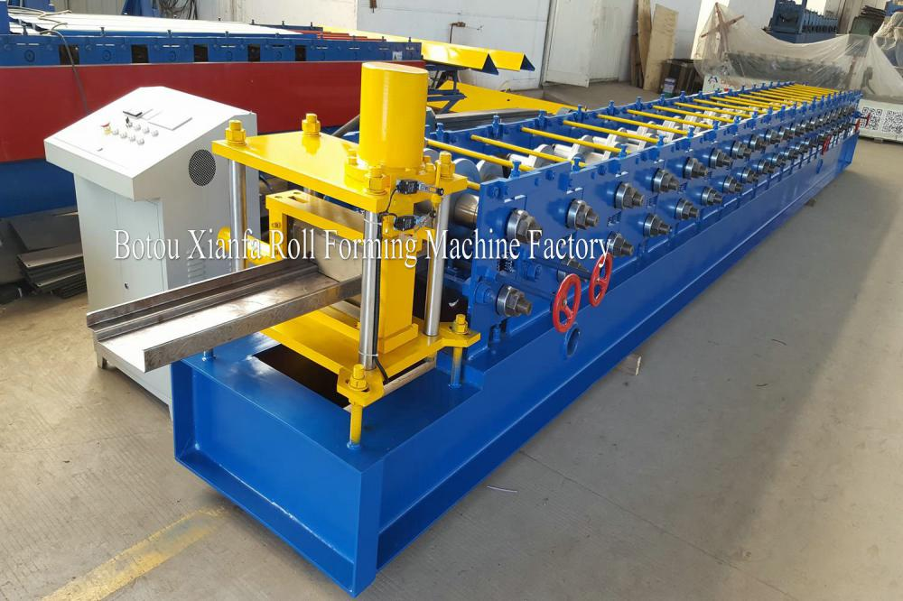 Embossing Steel Door Frame Machines
