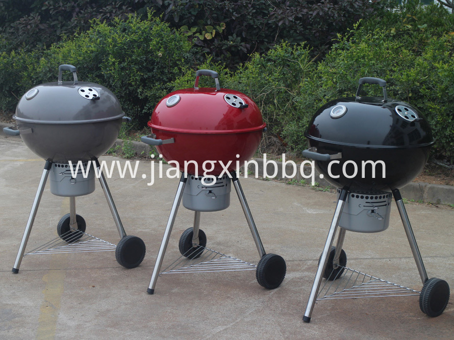 18 Deluxe Weber Style Bbq Grill More Colors