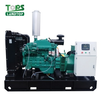 Chinese Engine Ricardo 200kw Genset Low Prices