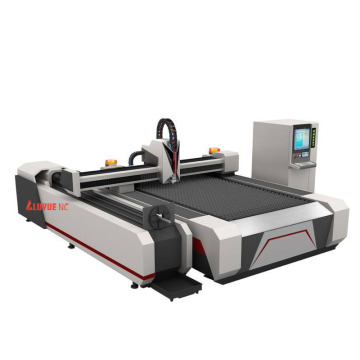Exchange Table Fiber Laser Cutting Machine HE
