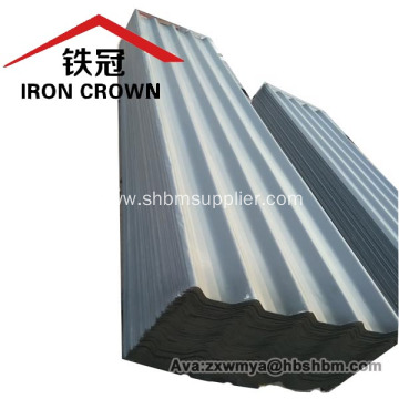 Anti-Aging MgO Corrugated Roof Sheets