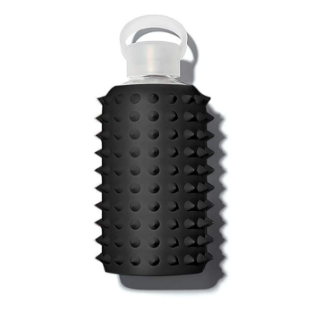 Custom Reusable Silicone Bottle Spiked Silicone Sleeve
