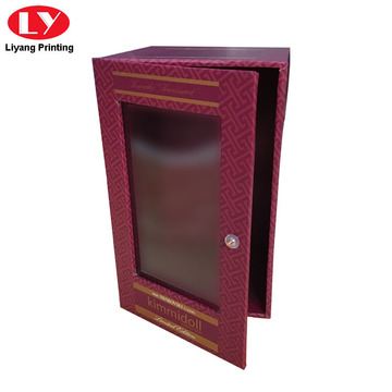Special Door Shape Boxes Rectangle Paper Gift Box