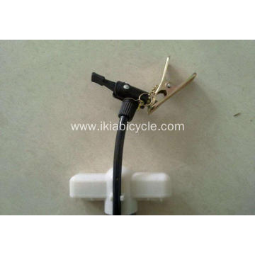 Multifunctional Nozzle Pump With Light Bike Pump