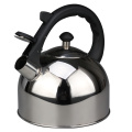 Stainless Steel Whistling Tea Pot