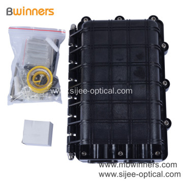 Ip67 48 Core Waterproof Fiber Optic Splice Closure Joint Box