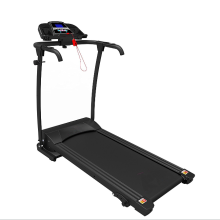 12 program electric power treadmill with ipad holder