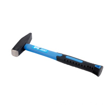 Machinist hammer with fiberglass handle  300g
