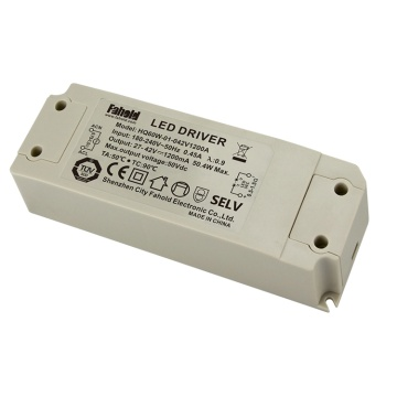 Hasta 60W LED Lamps CE LED Driver