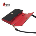 Ny stil Crossbody Kobling Slim Wallets Phone Purse