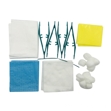 Sterile Dressing Pack Disposable Wound Dressing Set/Kit
