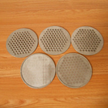 Weld Structure Stainless Steel Oil Filter Disk