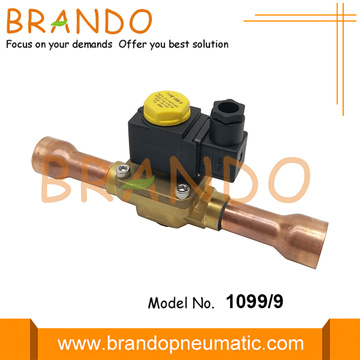 1-1/8'' Diaphragm Pilot Operated Castel Type Solenoid Valve