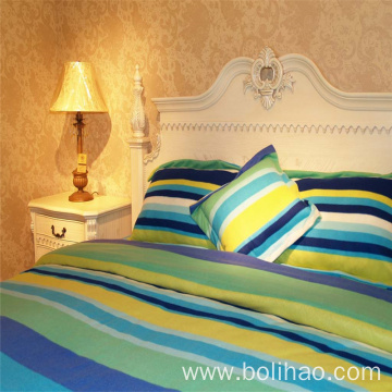 Printed Polar Fleece Bedding Set