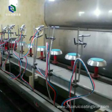 New Well-designed protective automatic non-stick coating line
