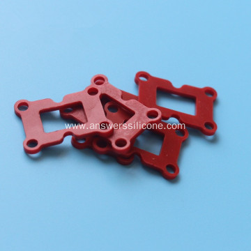 Customized Silicone Rubber Mold Tool for Nozzle Sheet