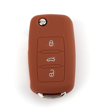 Case ea Key Car bakeng sa VW Golf Jetta