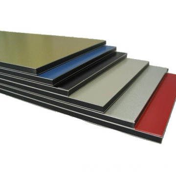 B1 Class Fire Resistant ACP Building Wall Panel