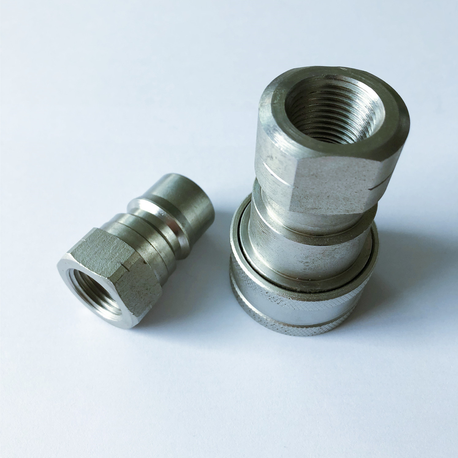 2.Hydraulic Quick Coupling-ISO7241-1B