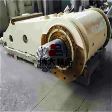 Metsos Nordberg Jaw crusher parts swing jaw assembly