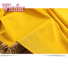 Polyester Stretch Solid Scuba Crepe Knit Fabric Stock