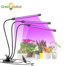 Indoor Phytolamp For Plants 9W 18W 27W USB Grow Light Timer Full Spectrum Phyto Lamp For Plant Seeds Seedlings Growing Flowering