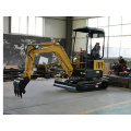 Mini With Auger For Sale Escavatore Prezzi Machine Micro Trailer 3 Ton Chinese New Excavator Price