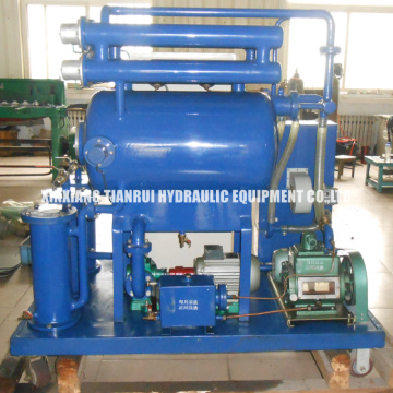 High Viscosity Transformer Oil Vacuum Oil Purifier ZL-20Q