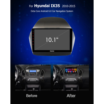 "10.1"" Car GPS Navi for Hyundai IX35"